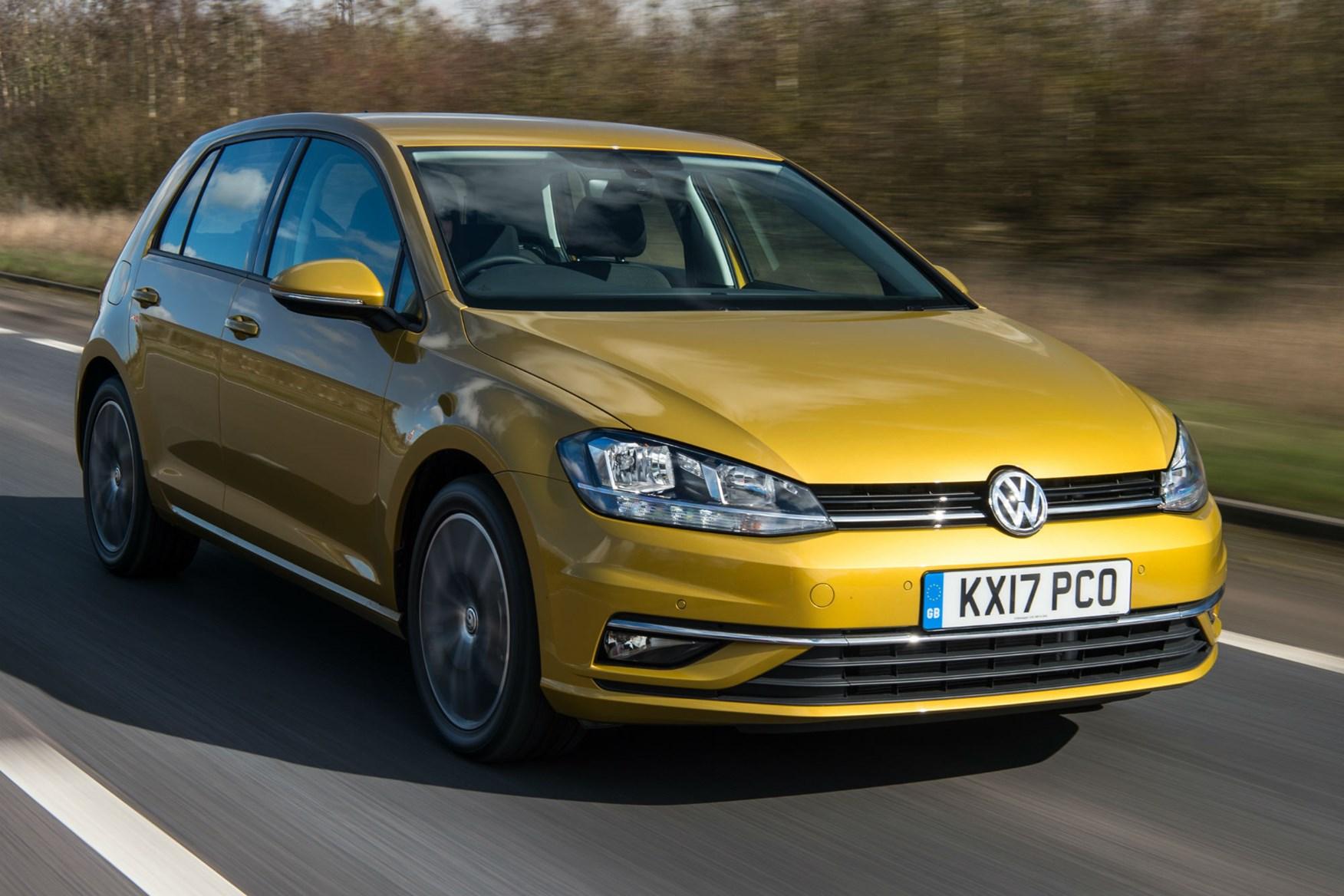 Volkswagen Golf PCP finance