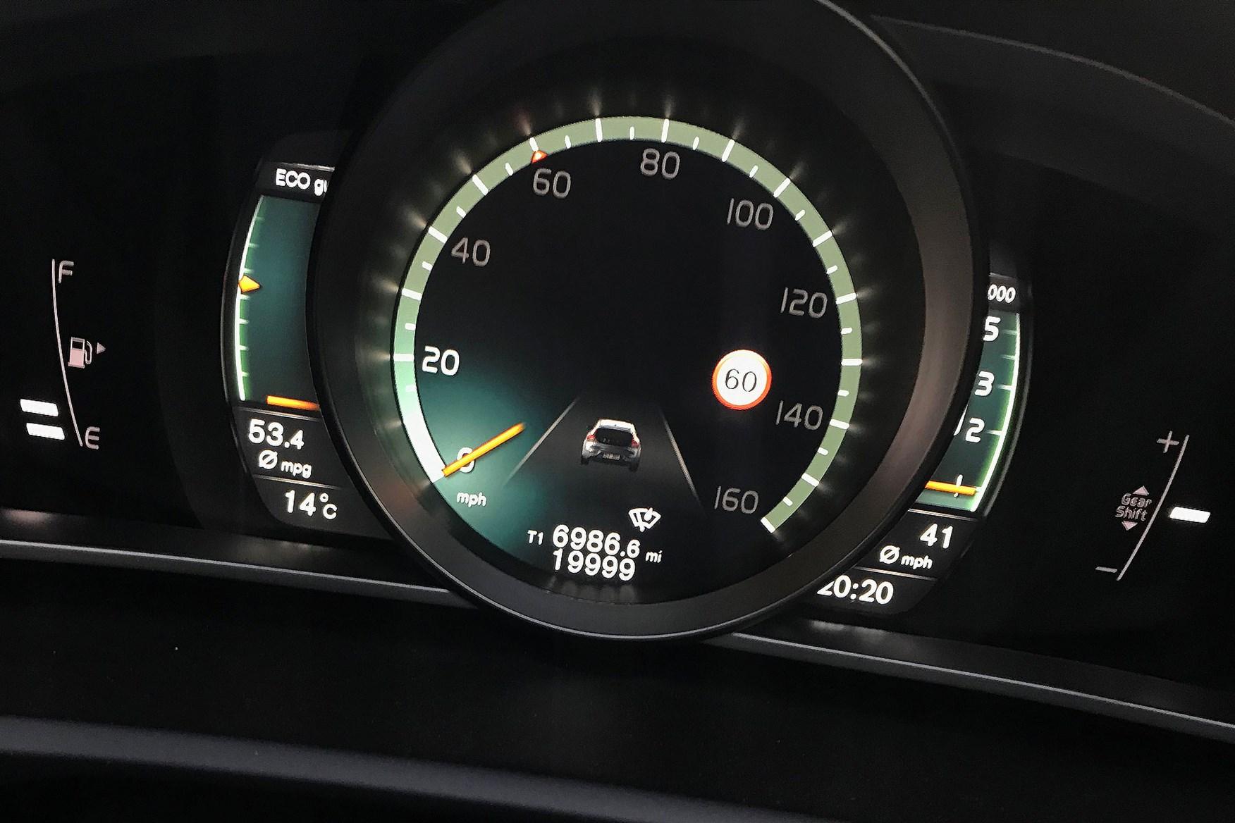 Volvo V40 D4 R Design 19,999 miles