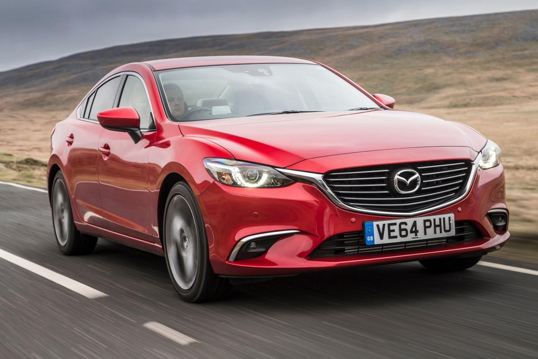 Mazda 6 PCP finance