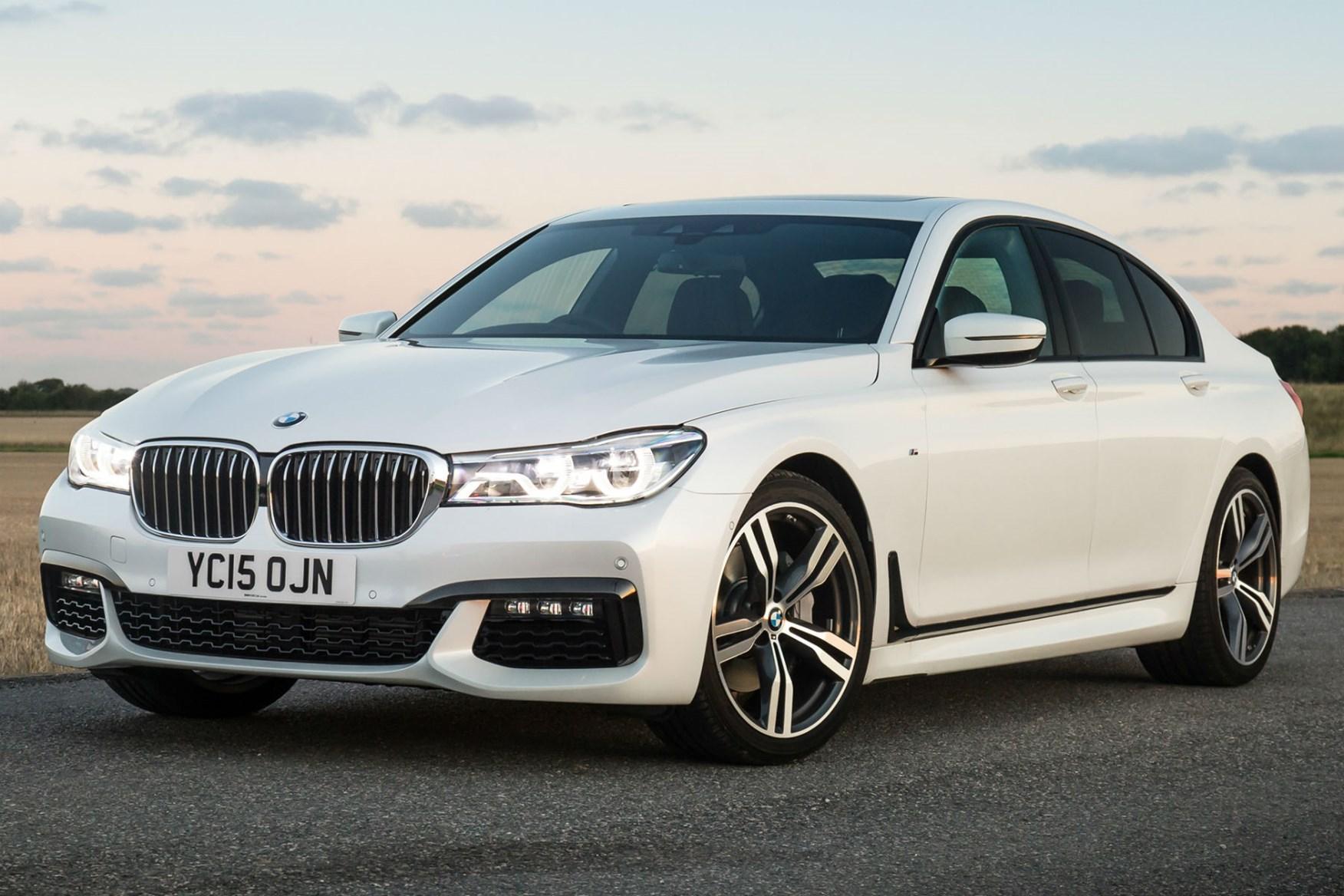 BMW 7 Series PCP finance