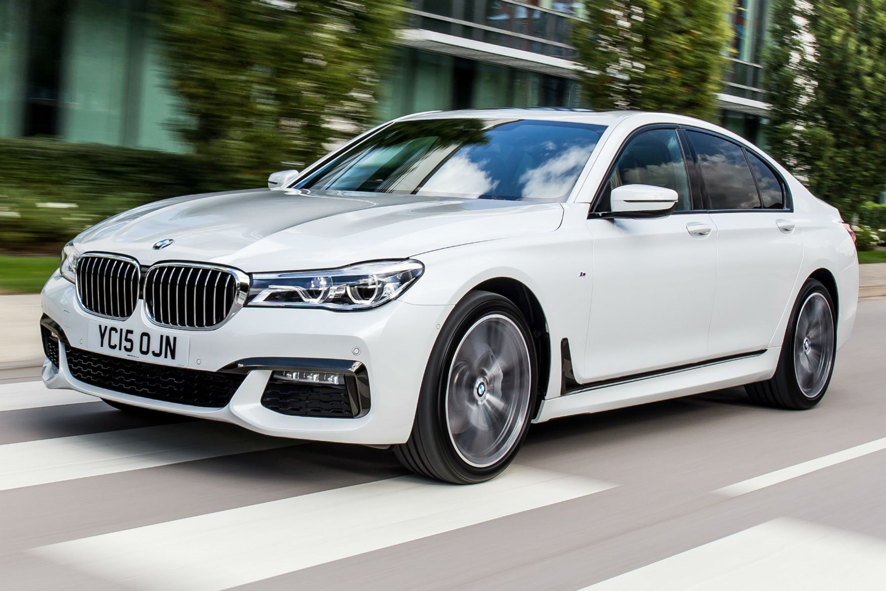 BMW 7 Series cash discount