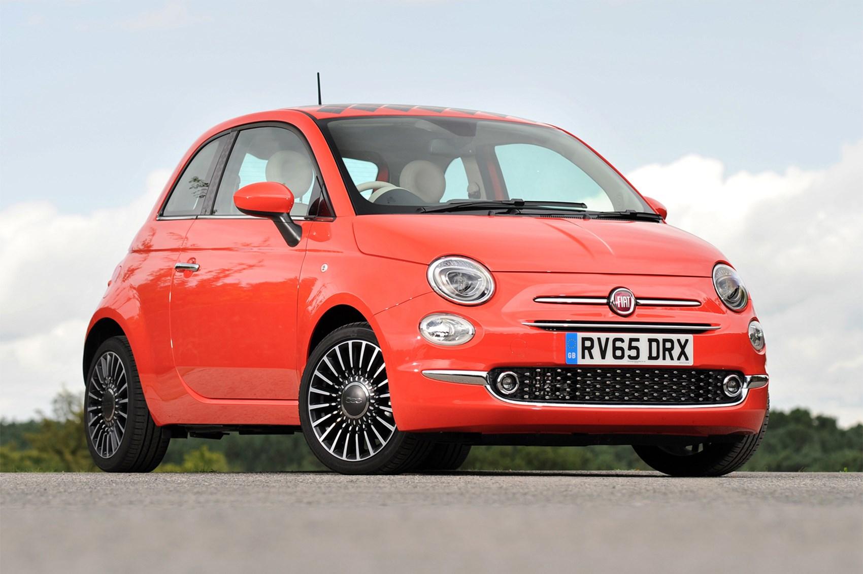 Fiat 500 PCH lease