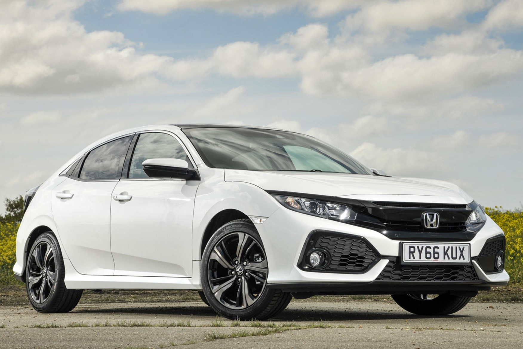 Honda Civic PCH lease