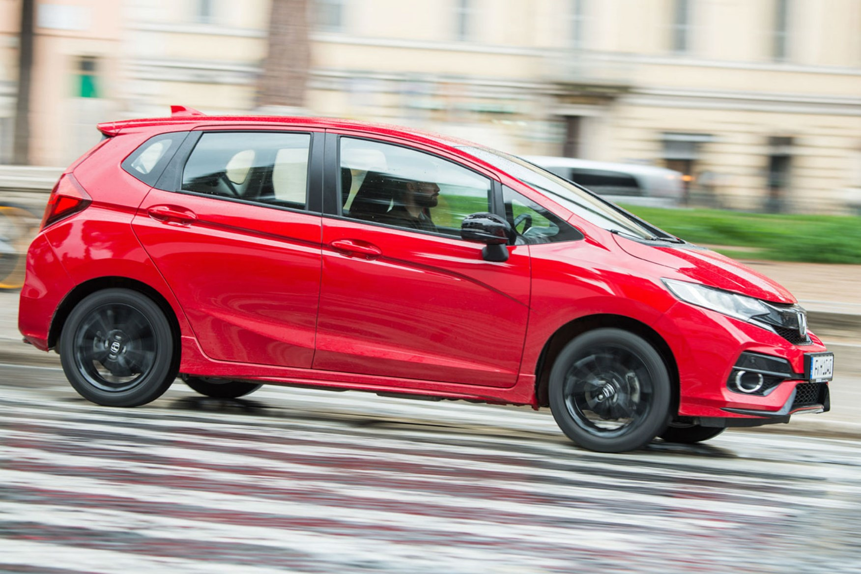Honda Jazz lease deal