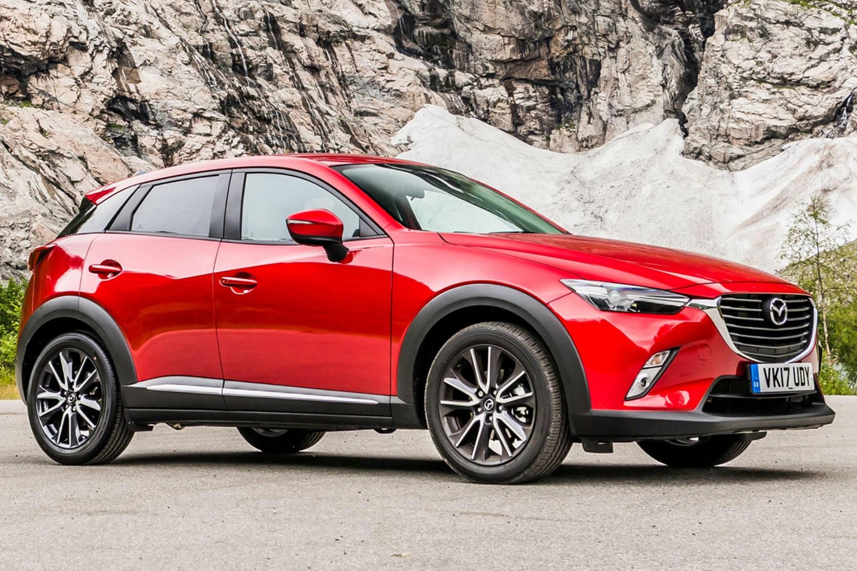 Mazda CX-3 cash discount
