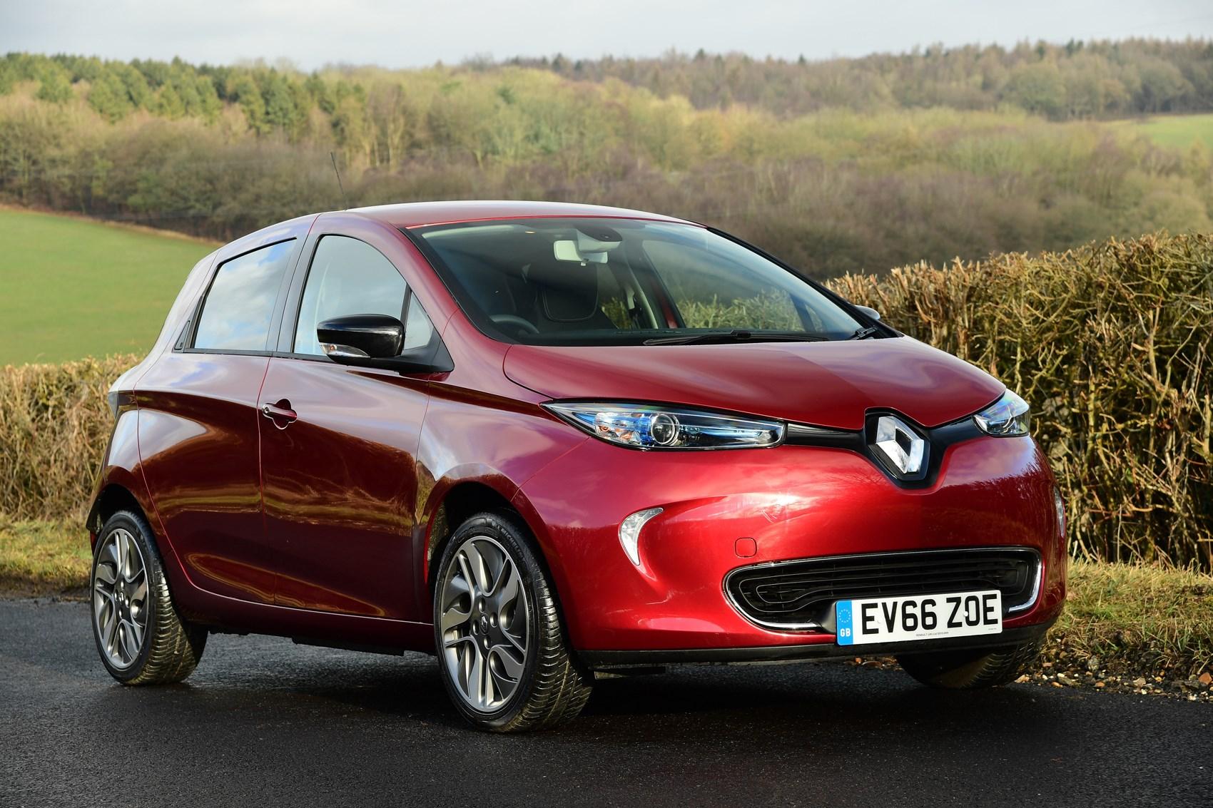 Renault Zoe cash discount
