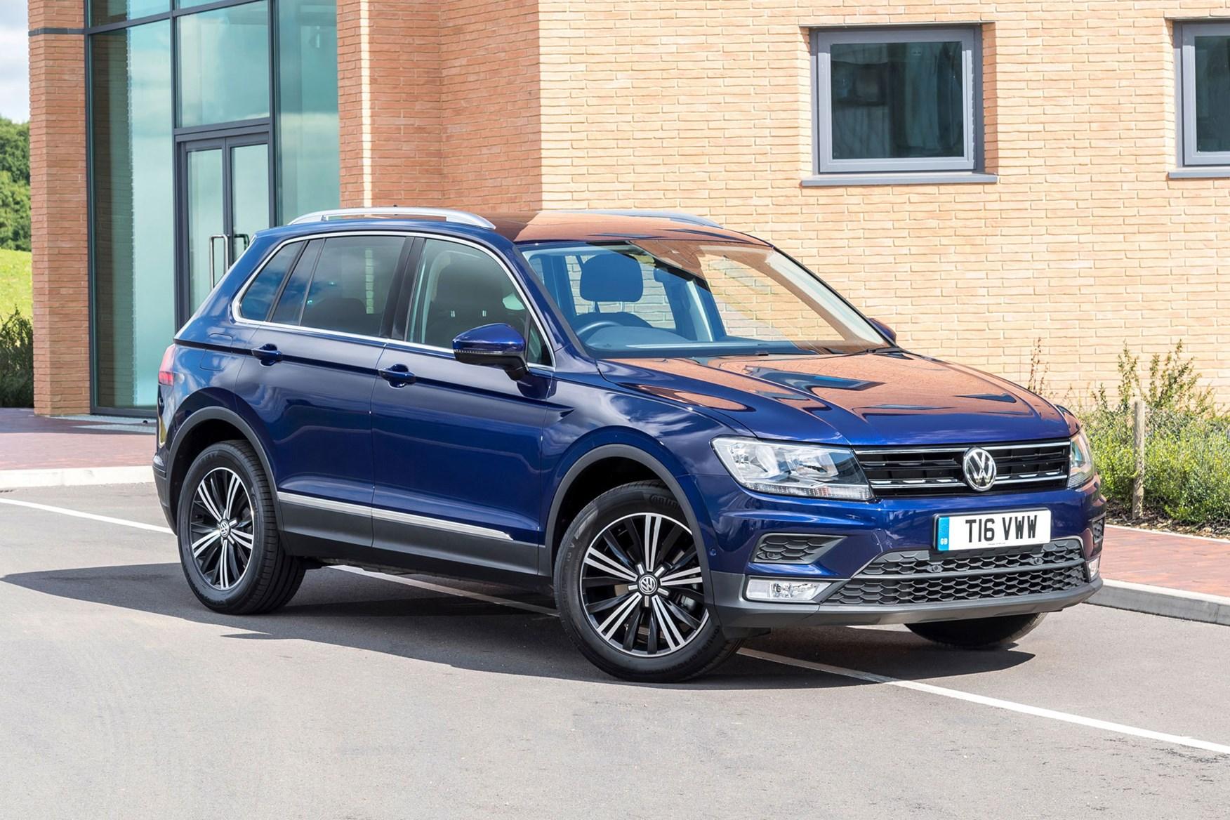 Volkswagen Tiguan PCH leasing