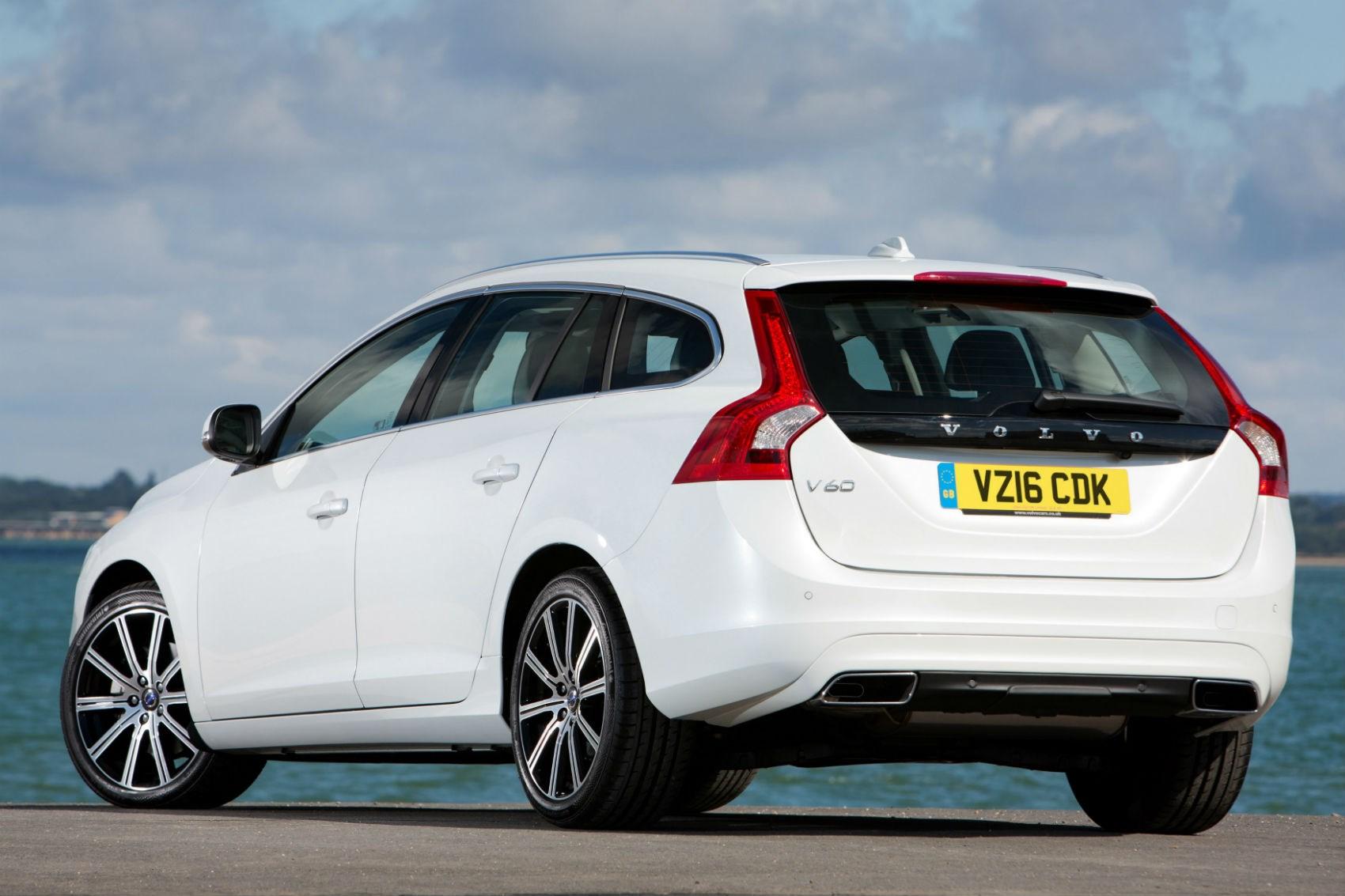 Volvo V60 cash discount