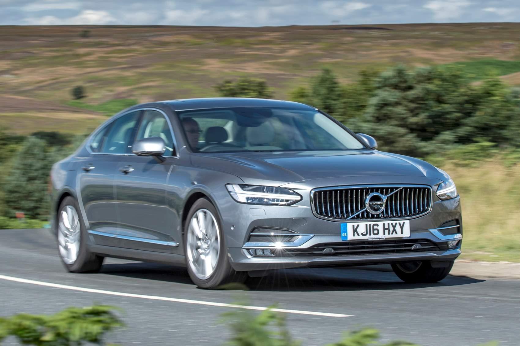 Volvo S90 PCP finance offer