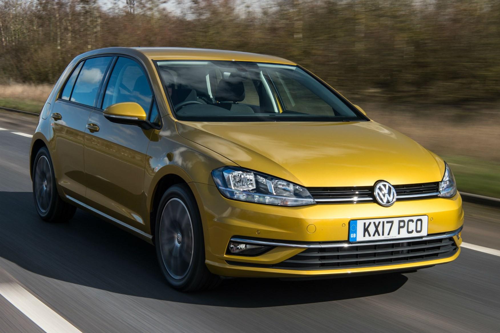 Volkswagen Golf PCH leasing
