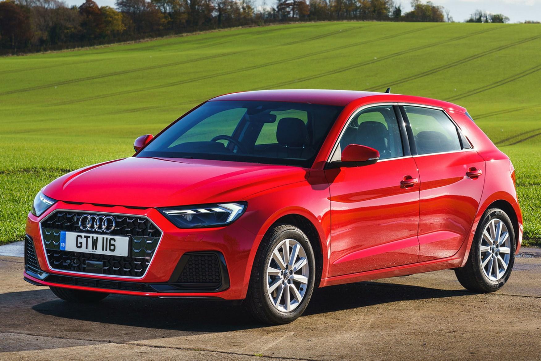 Audi A1 PCP finance
