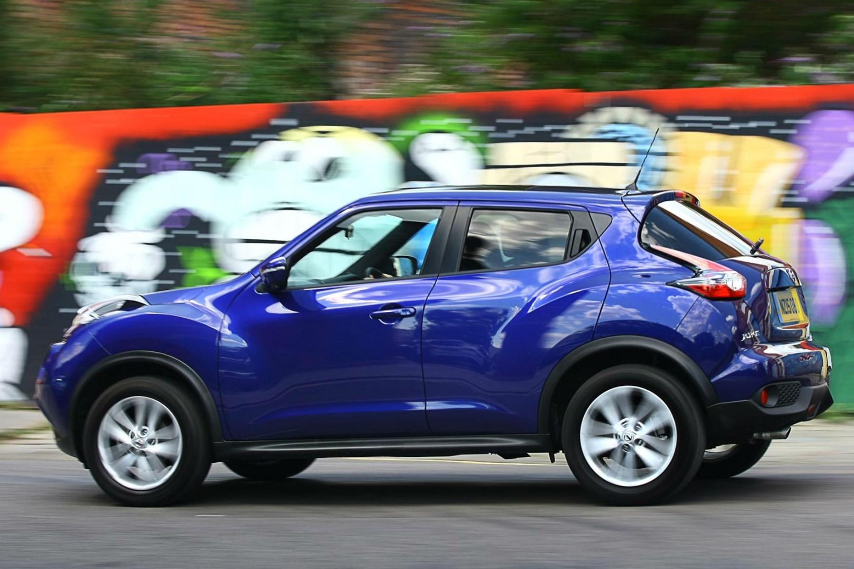 Nissan Juke PCP finance