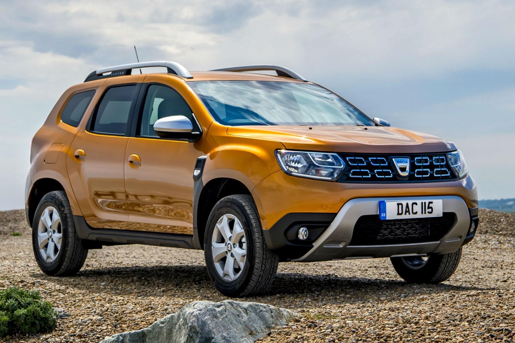 Dacia Duster PCP finance