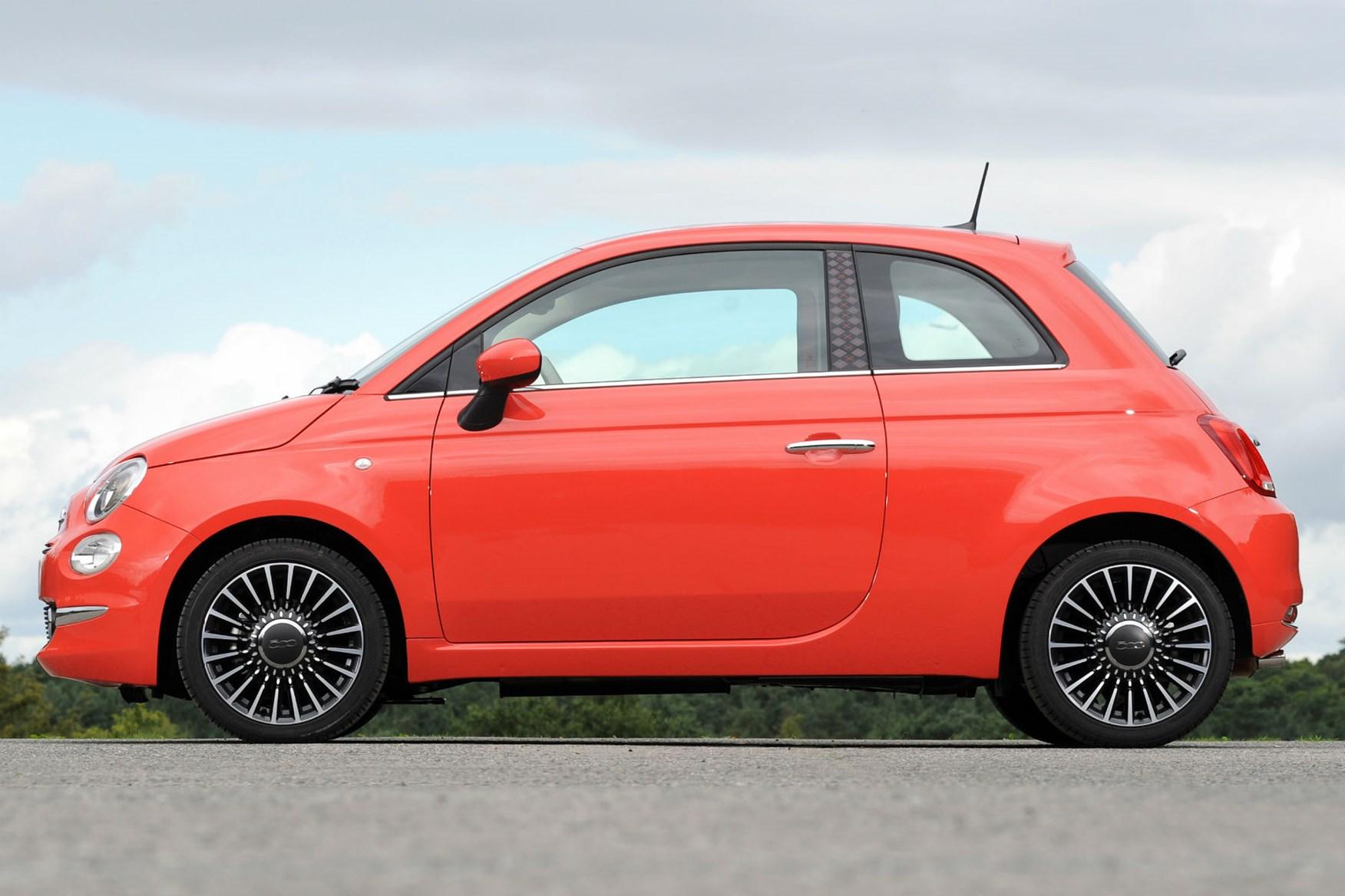 Fiat 500 £100 per month