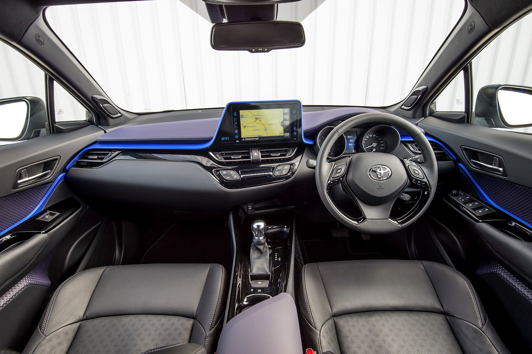 You Can Add Lots Of Flair To The Toyota C Hr S Cabin
