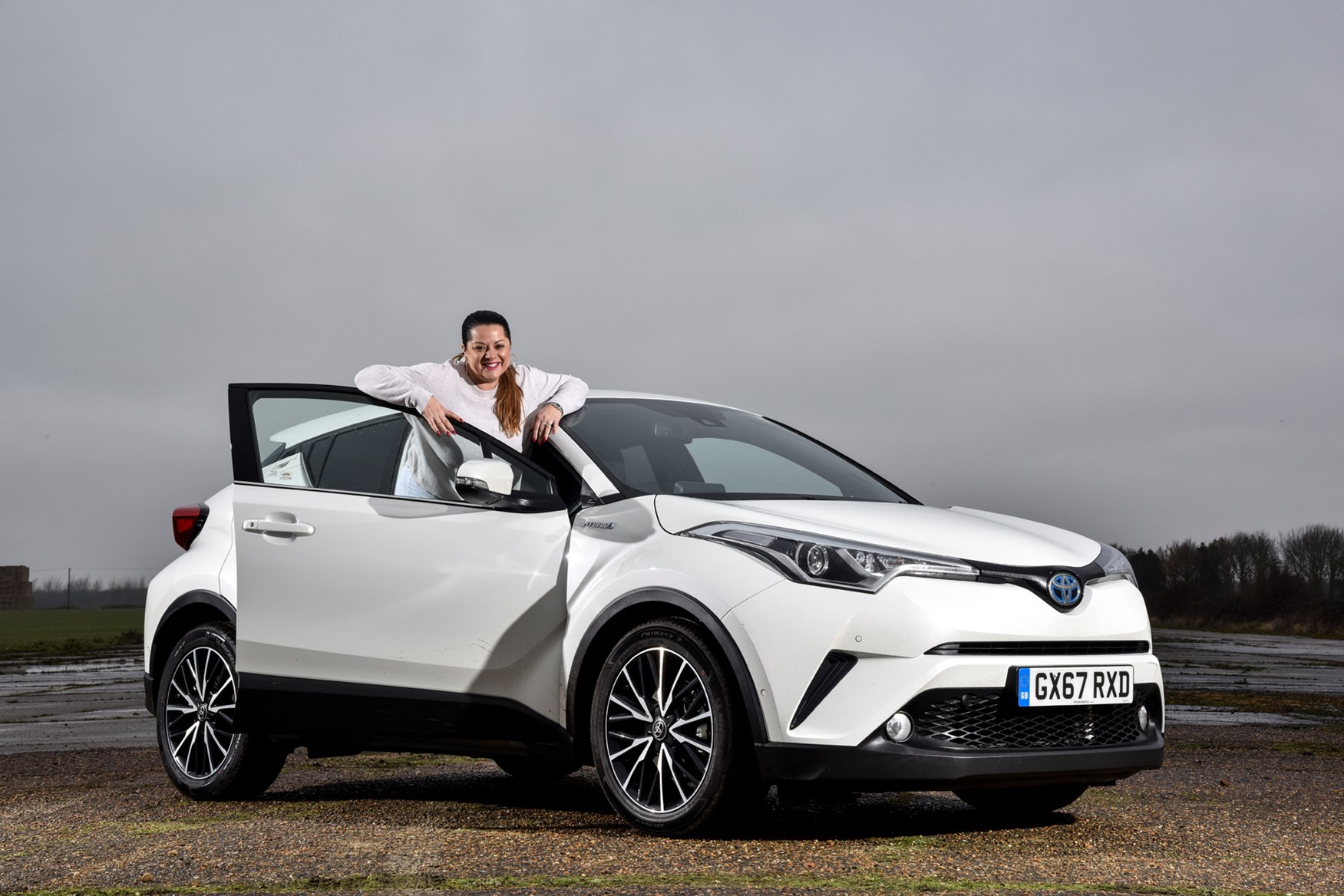 Leise and the Toyota C-HR