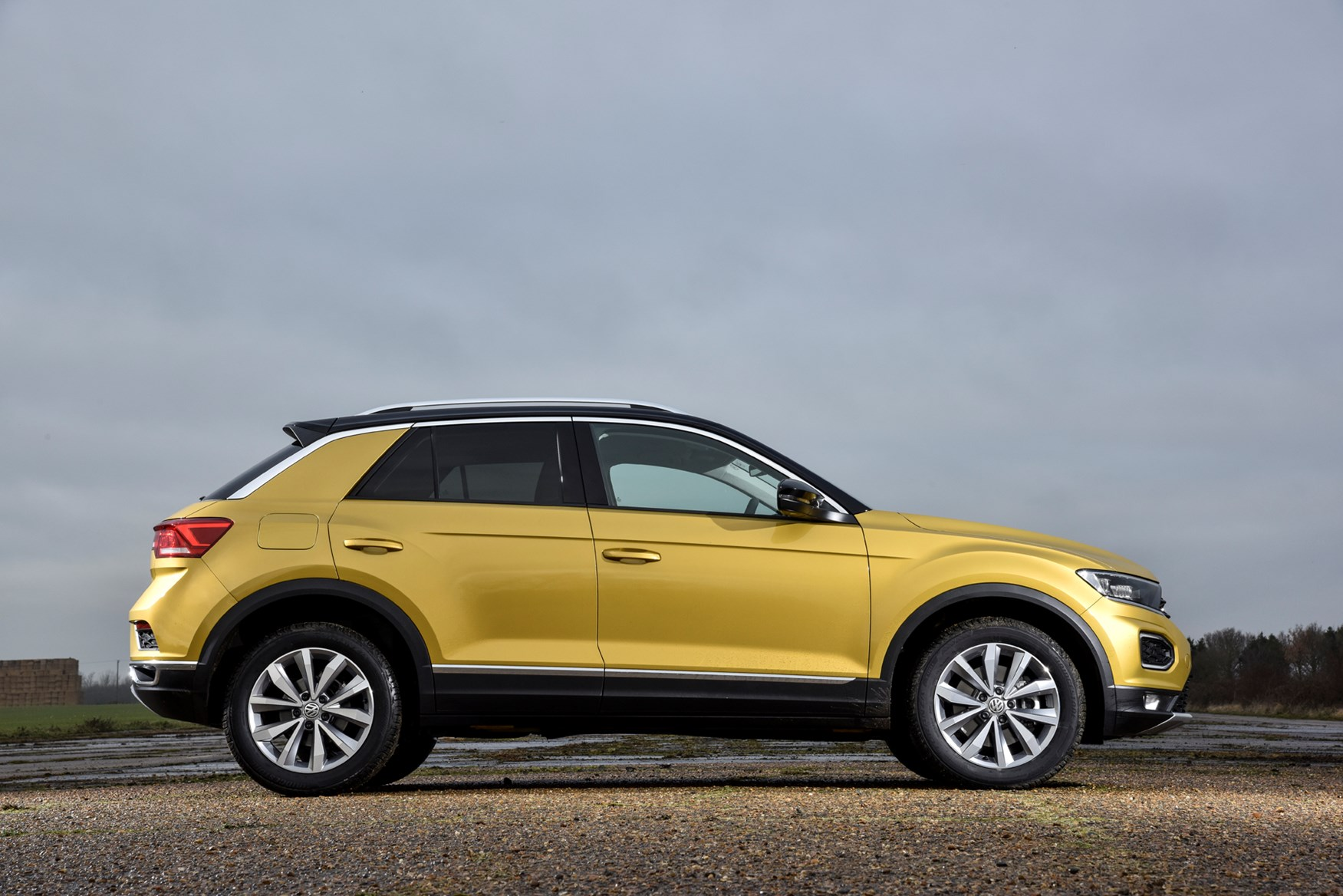 The T-Roc is great to drive