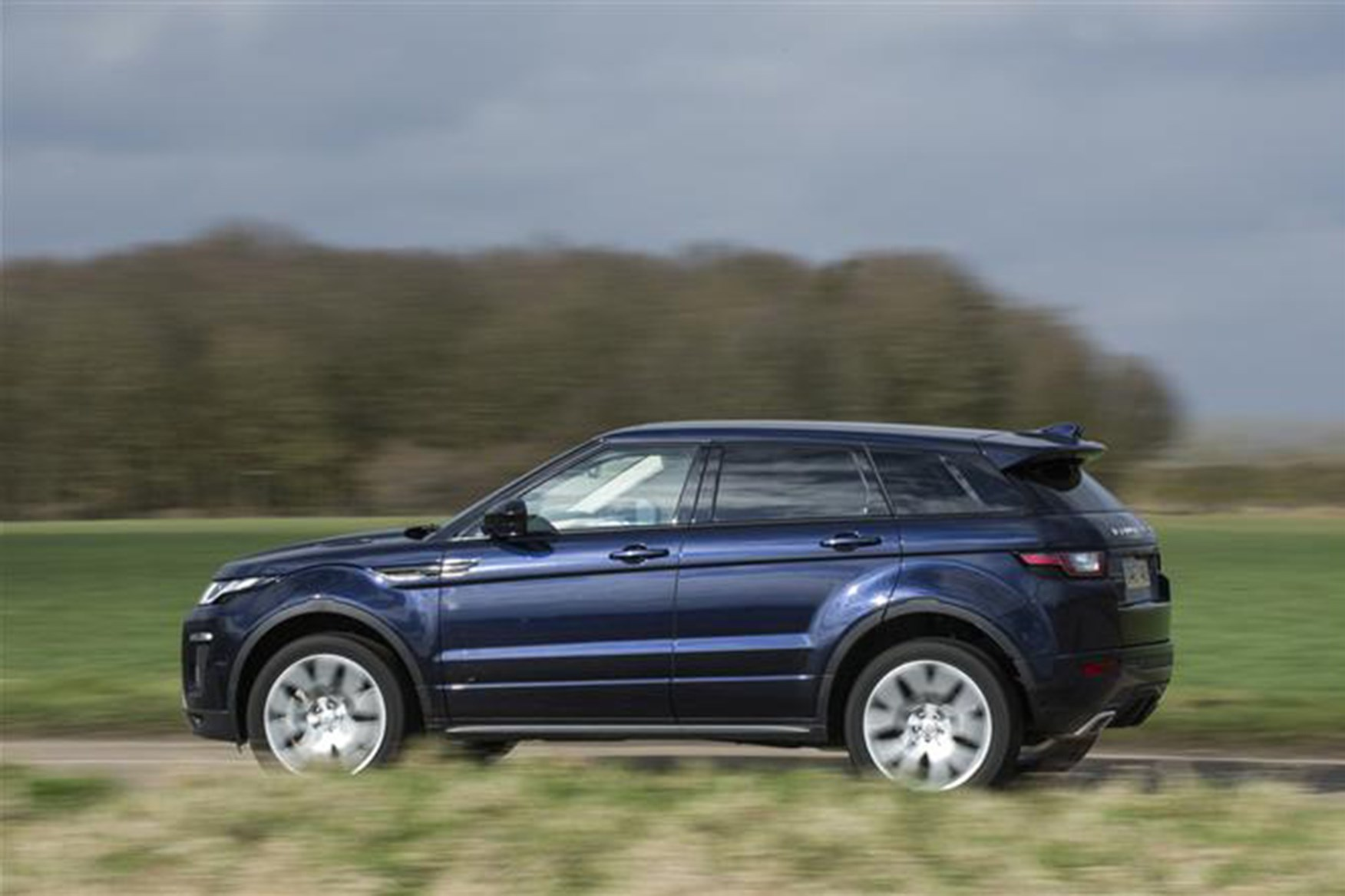 Range Rover Evoque long-term test