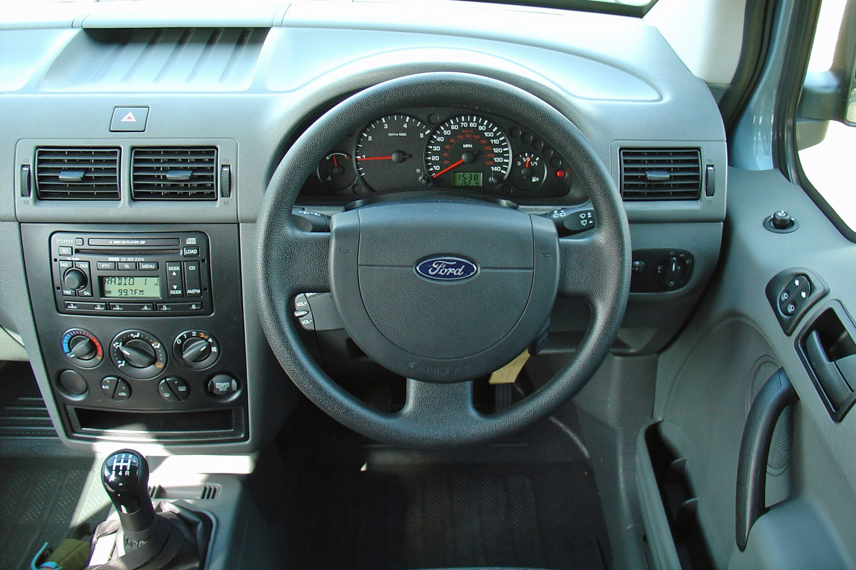 Ford Transit Connect van review (2002-2013) | Parkers