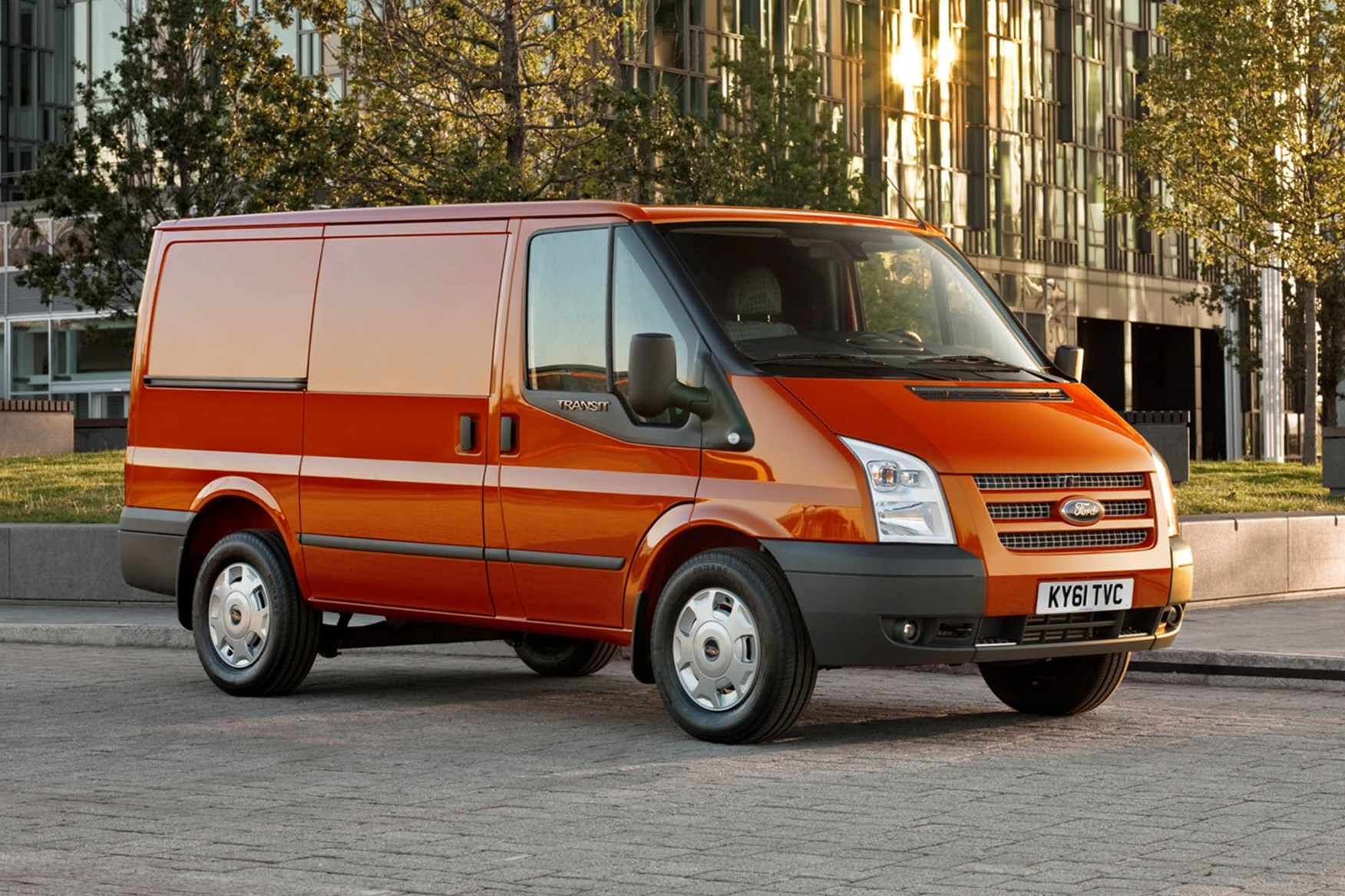 Ford Transit (2006-2014) safety and security