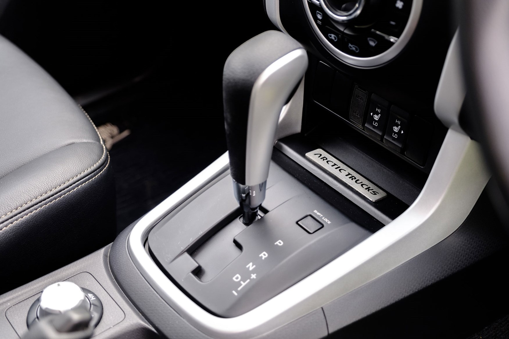 Isuzu D-Max AT35 1.9 review - automatic gearbox
