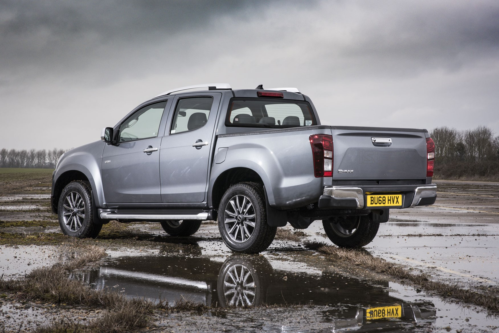 Isuzu D Max Pickup Review Parkers
