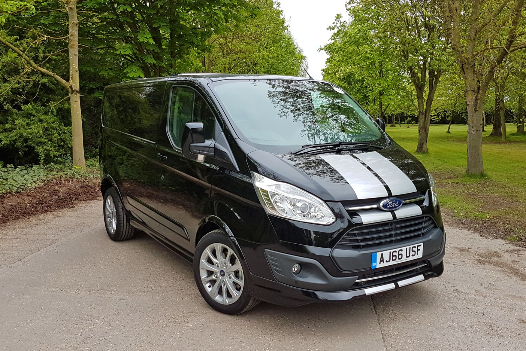 Ford Transit Custom Sport automatic review