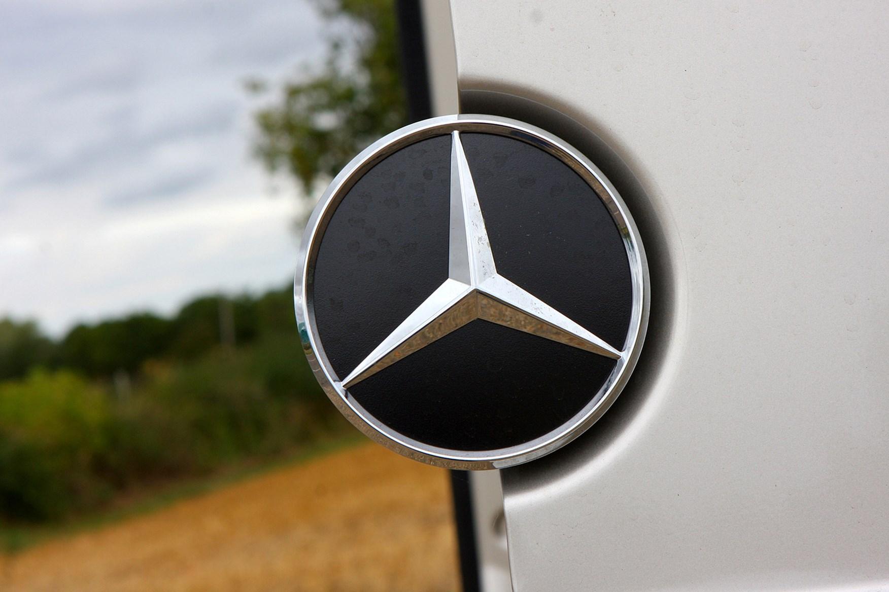 Mercedes-Benz Sprinter full review on Parkers Vans - Mercedes-Benz detail