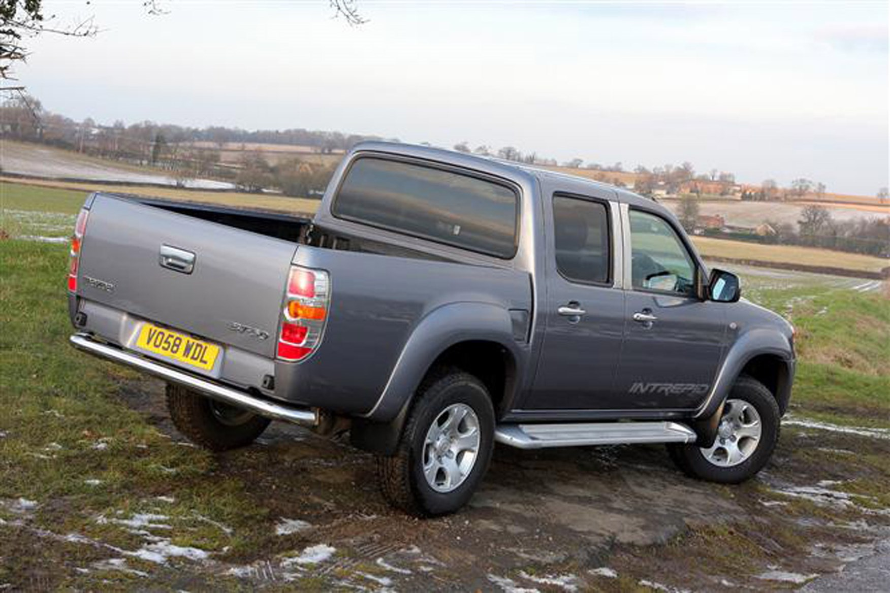Mazda BT-50 pickup review (2006-2009) | Parkers