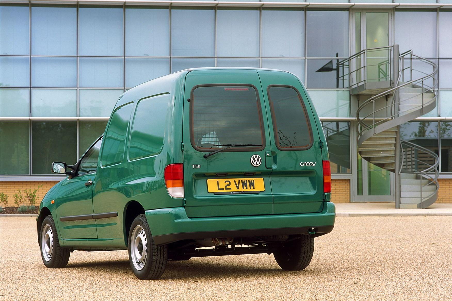 Volkswagen Caddy van review (1996-2003) | Parkers