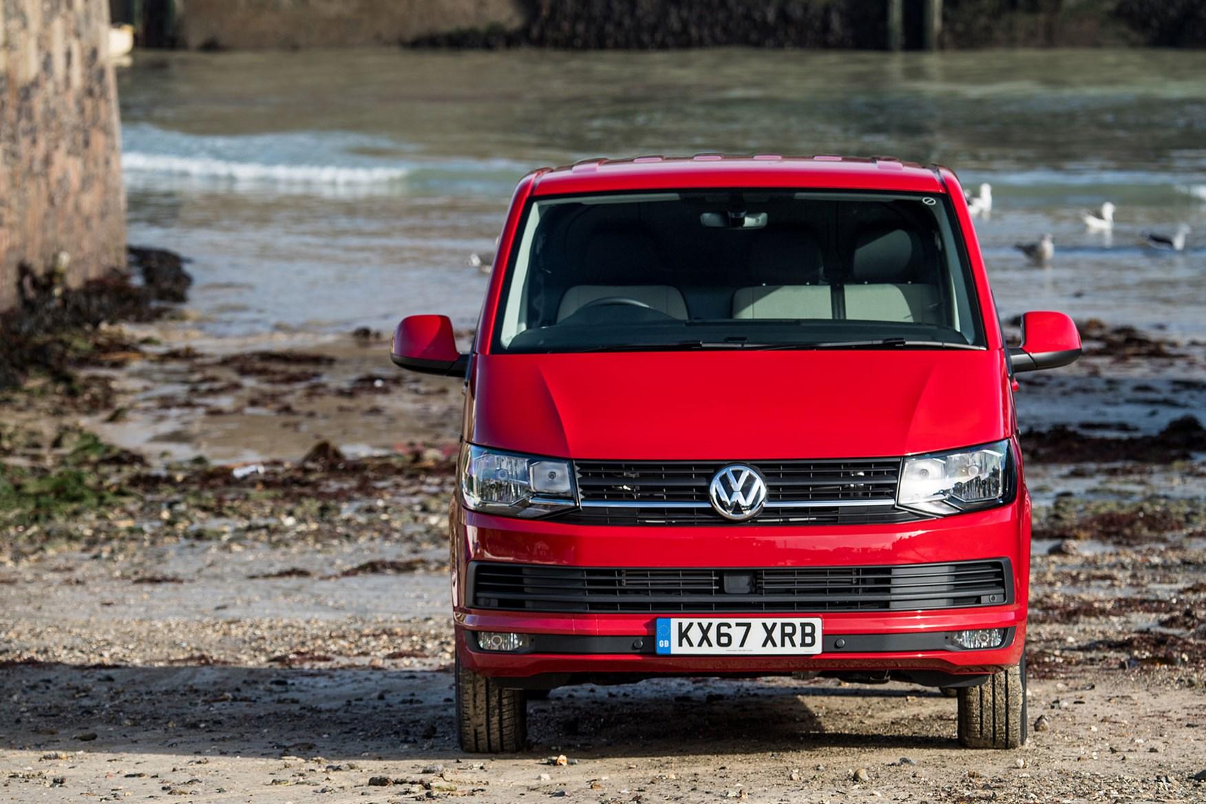 VW Transporter (2015-on) TSI front