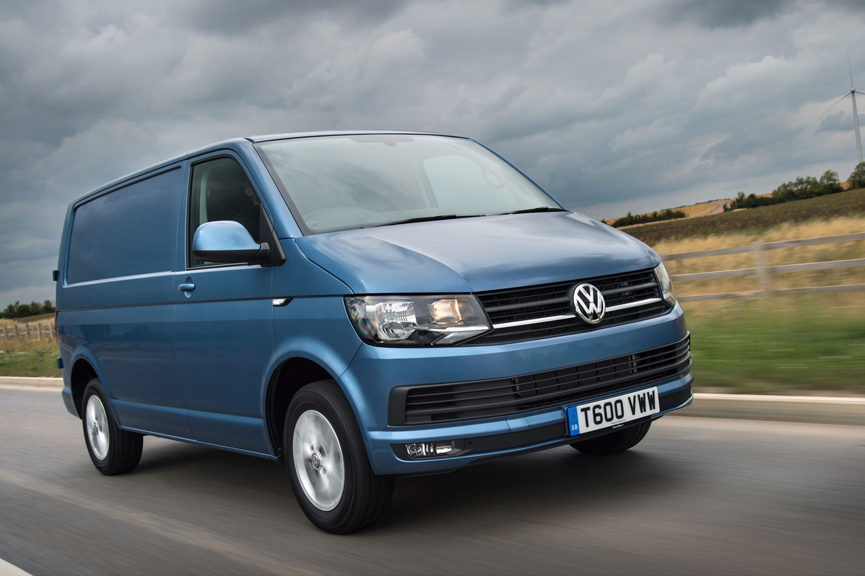VW Transporter (2015-on) driving experience