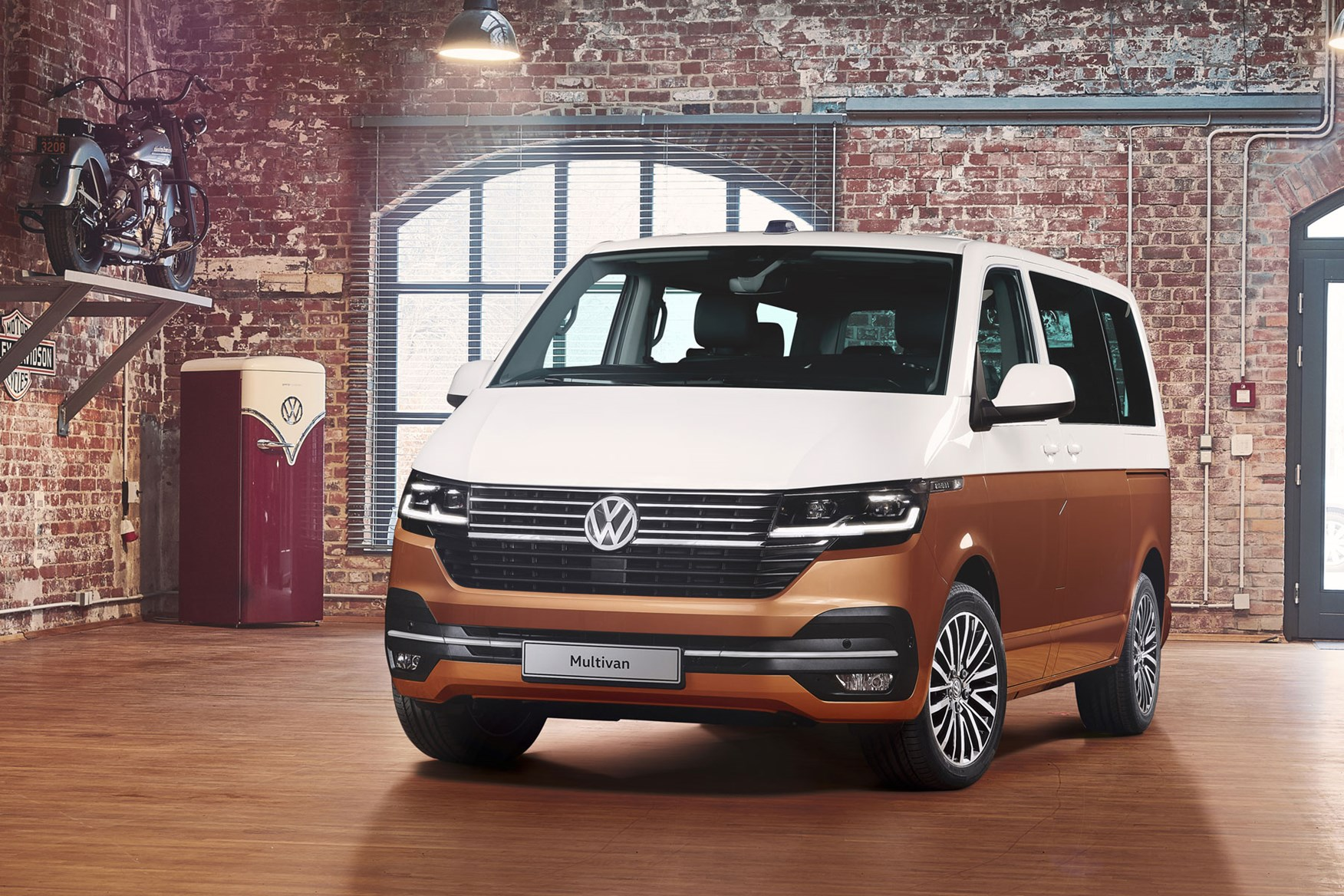 2019 VW Transporter T6.1 facelift