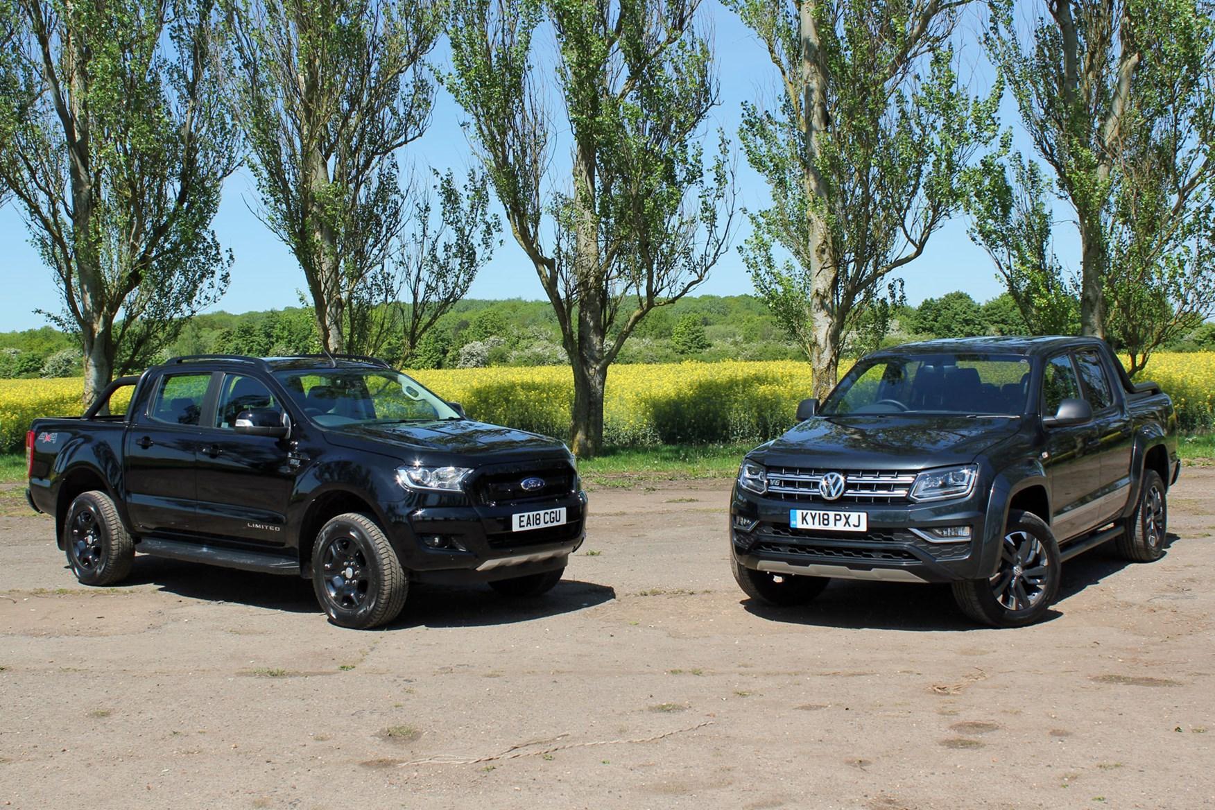 VW Amarok Dark Label review - buying advice