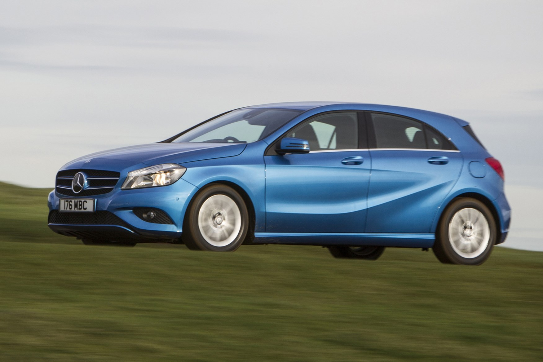 Buy a used Mercedes-Benz A-Class