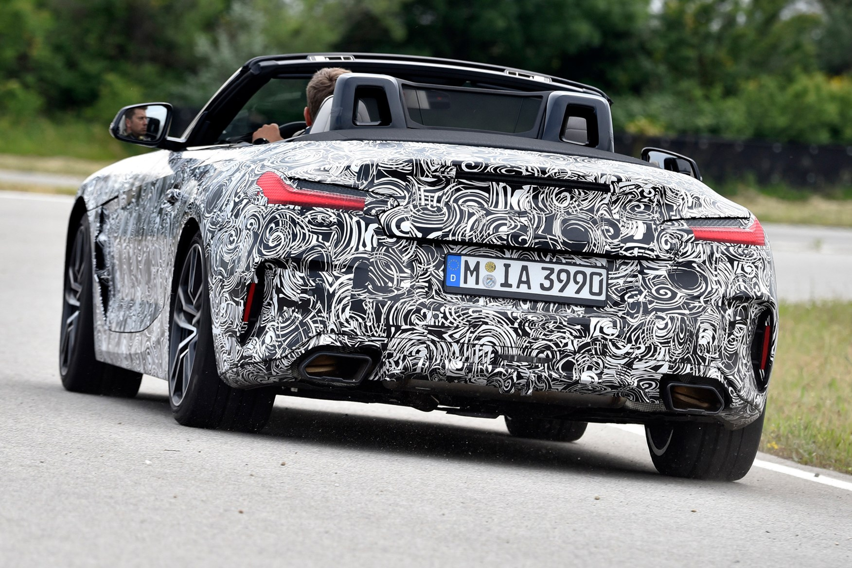 The 2019 BMW Z4 Roadster is brilliant fun to drive