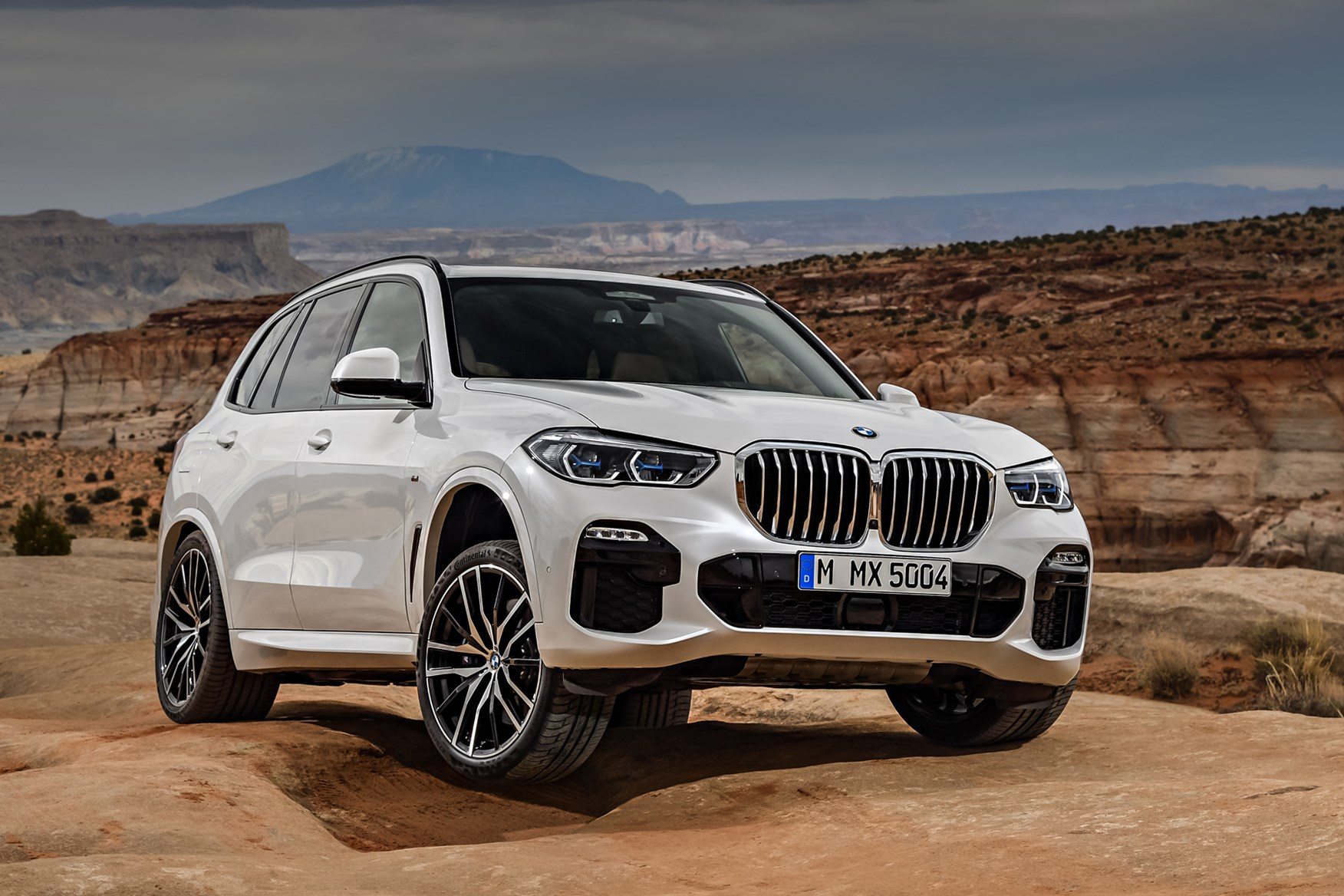 BMW X5 2018 will have xDrive all-wheel drive as standard