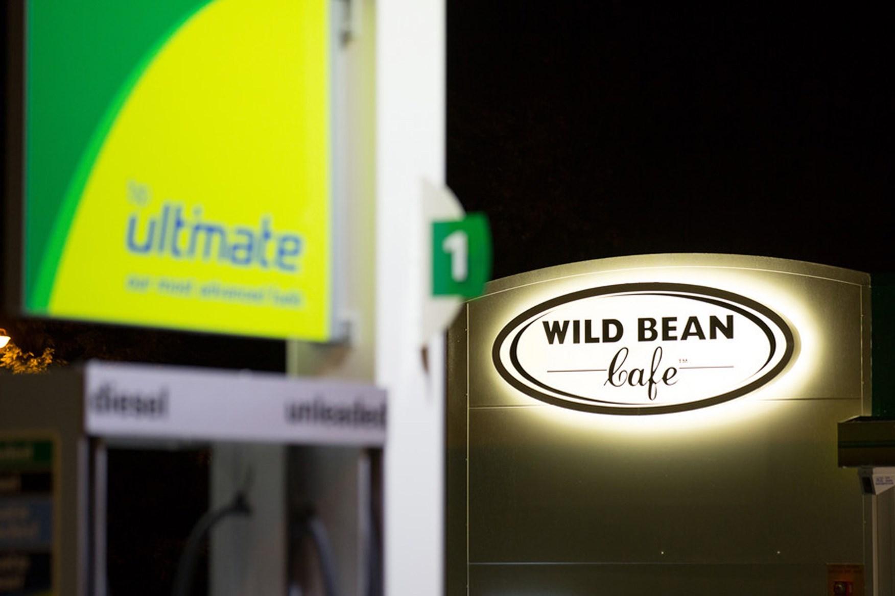 A BP Wild Bean Cafe