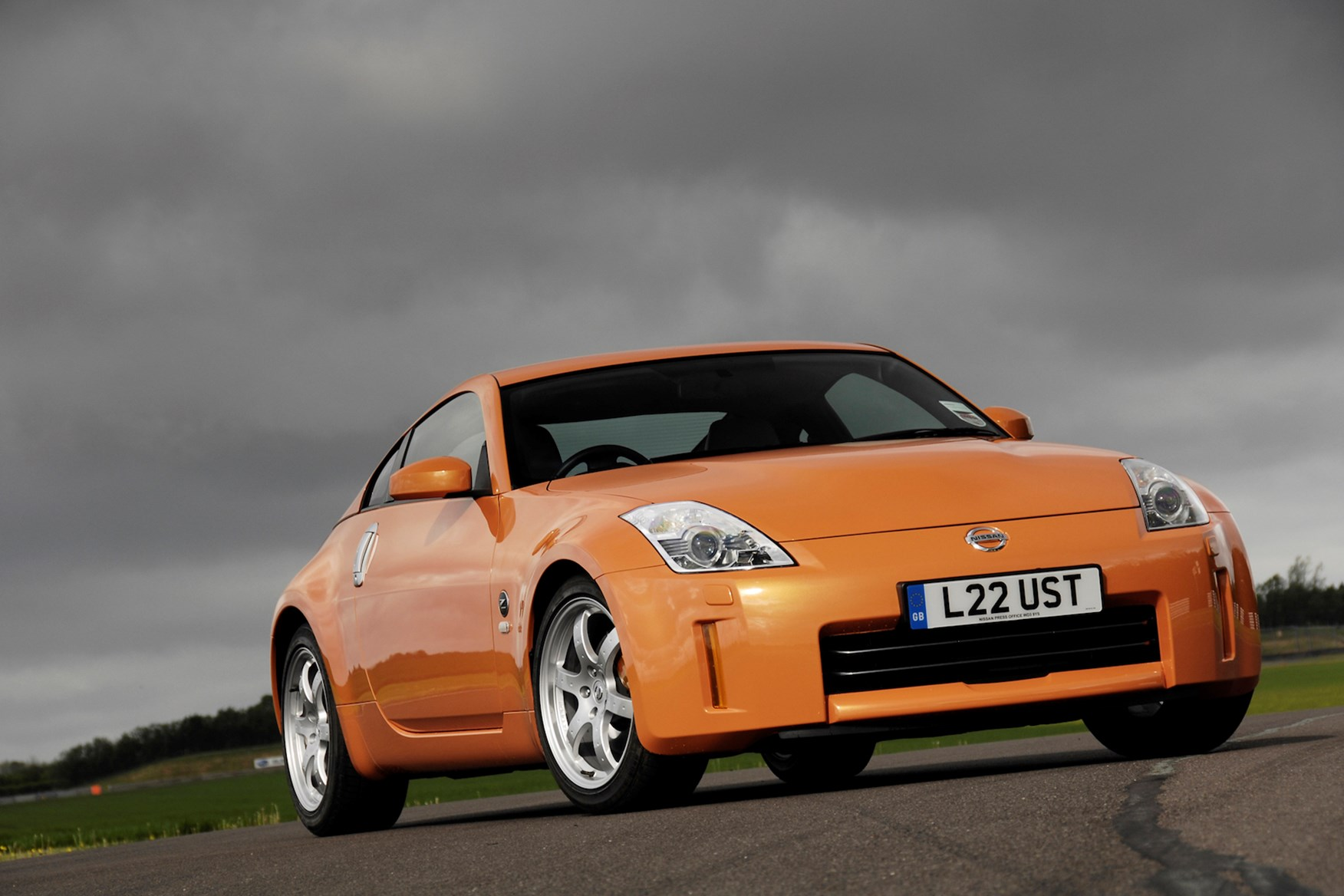 The Nissan 350Z Coupe