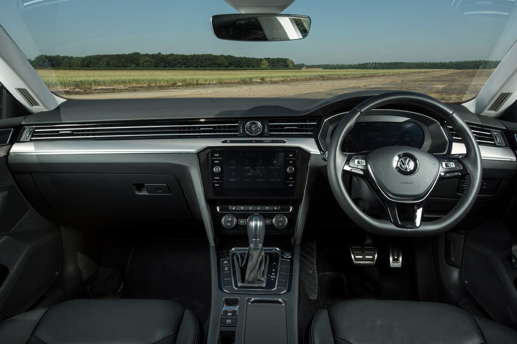 VW Arteon cabin