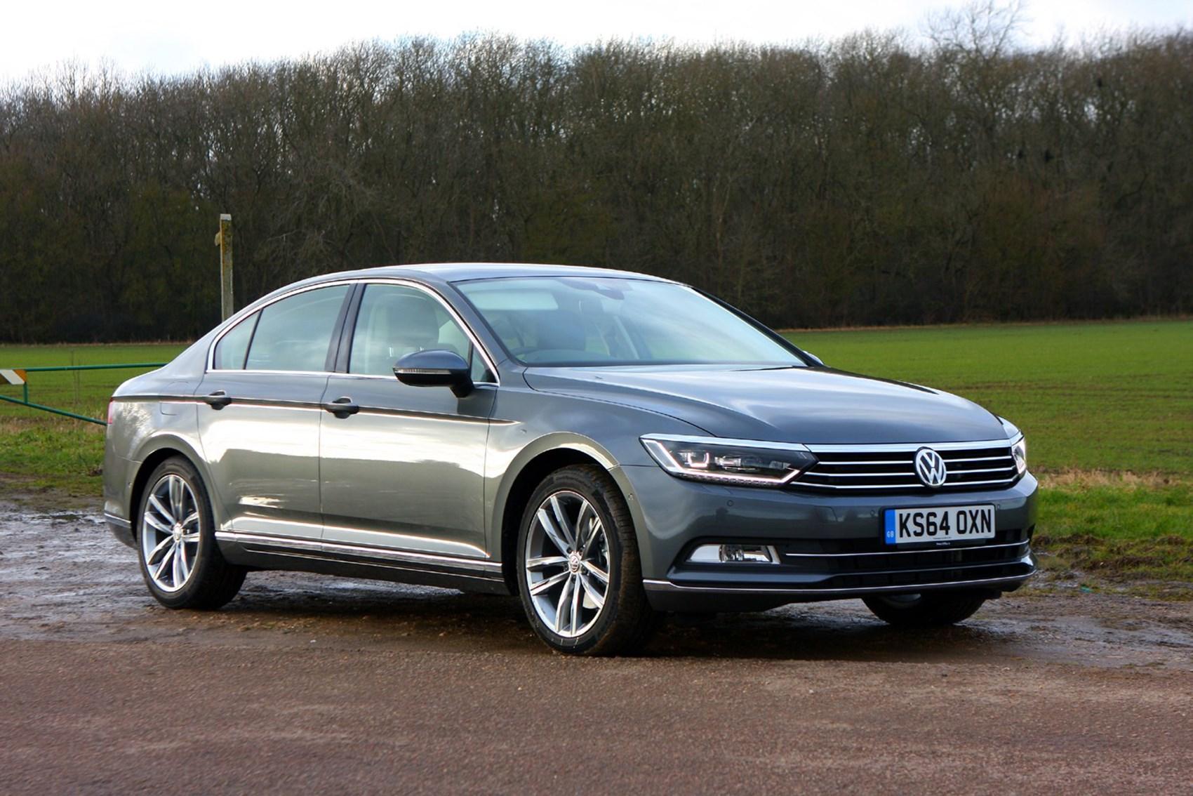 VW Passat - best towing cars reviews