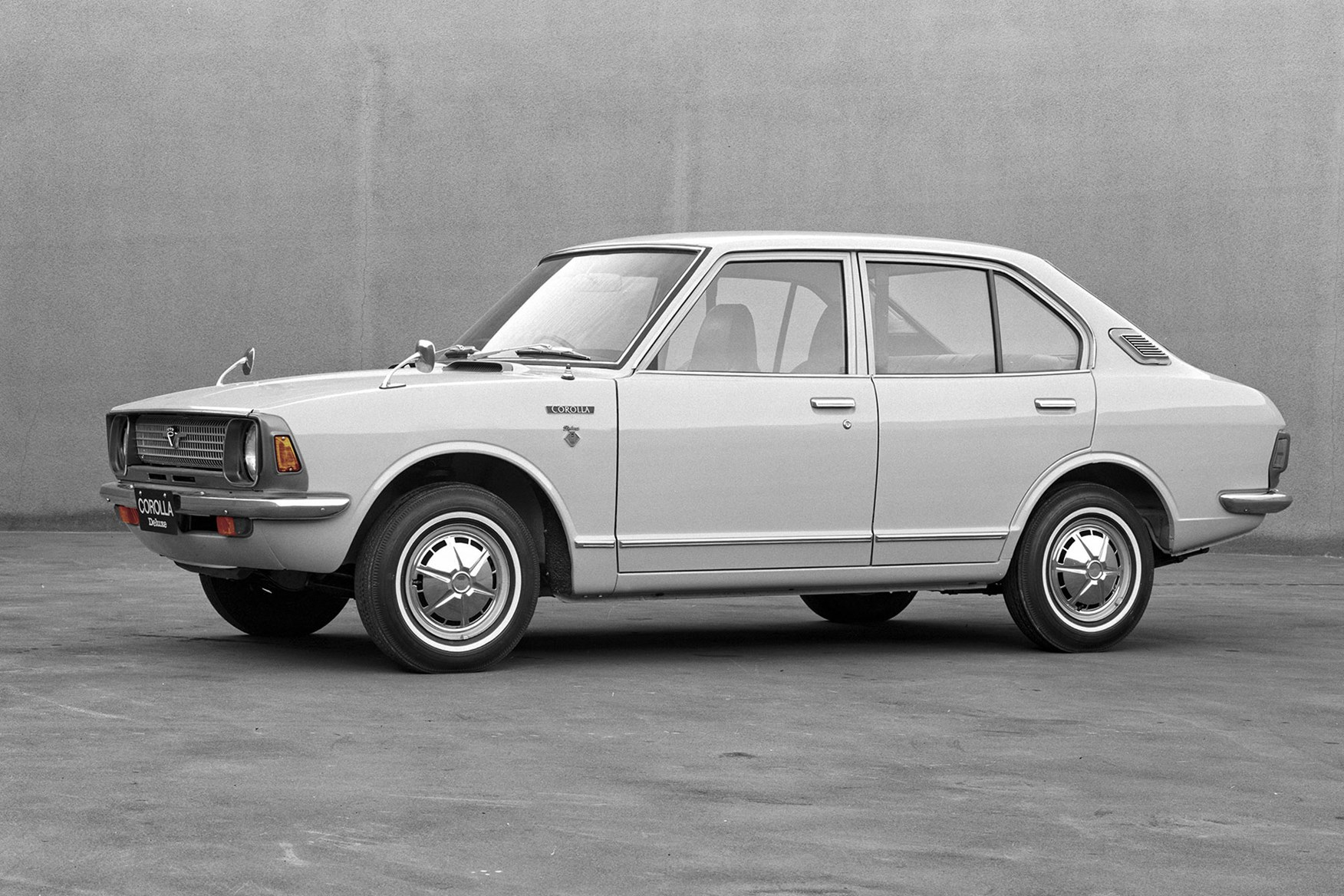 1970 Toyota Corolla - 2nd Generation