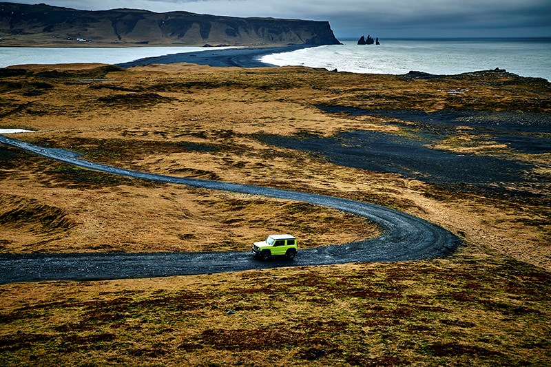 Suzuki Jimny 2019 is far better off road than on