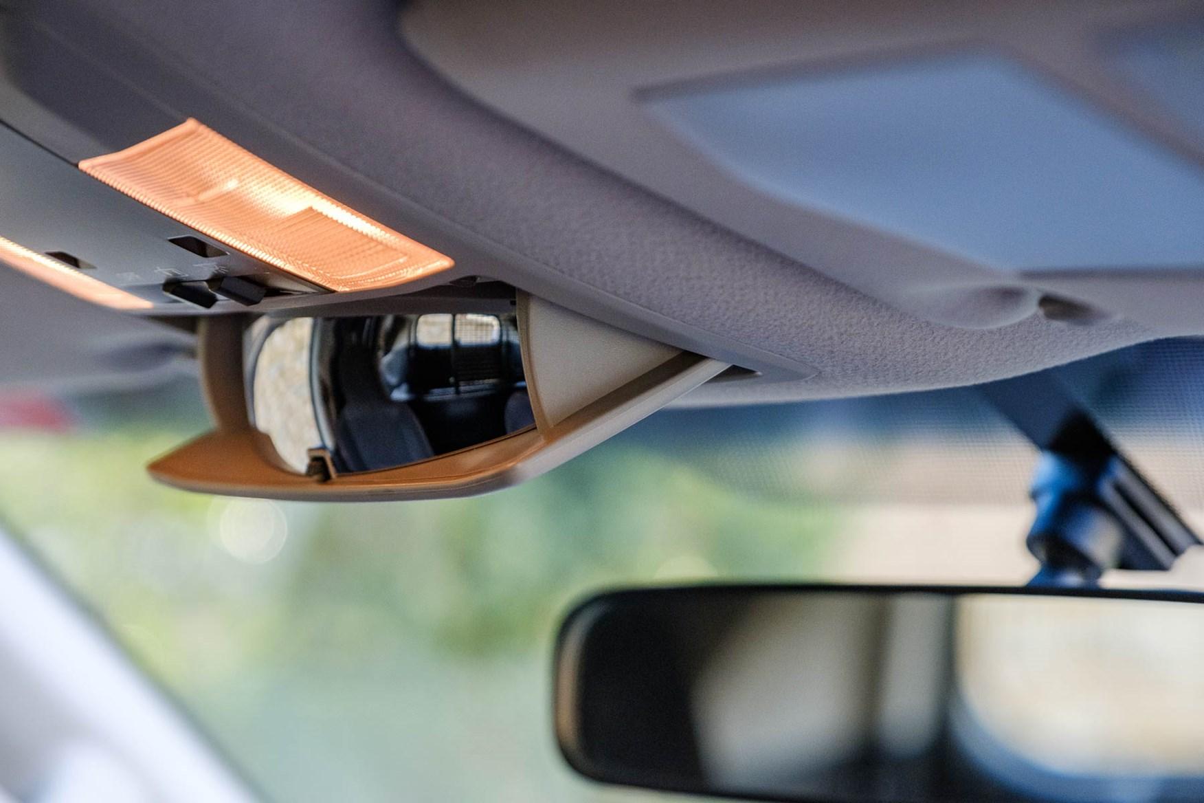 Toyota Land Cruiser conversation mirror