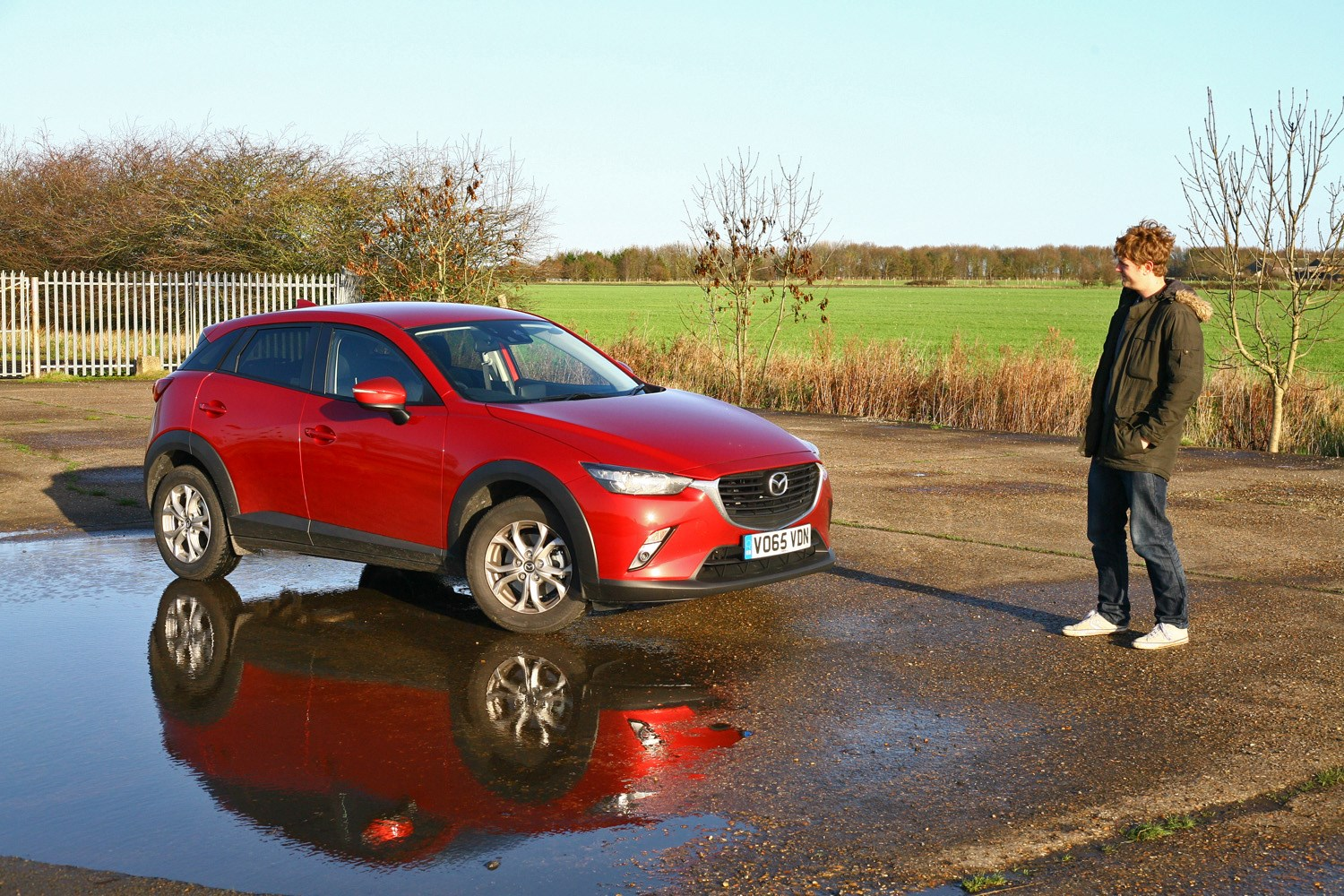 Living with a Mazda CX-3