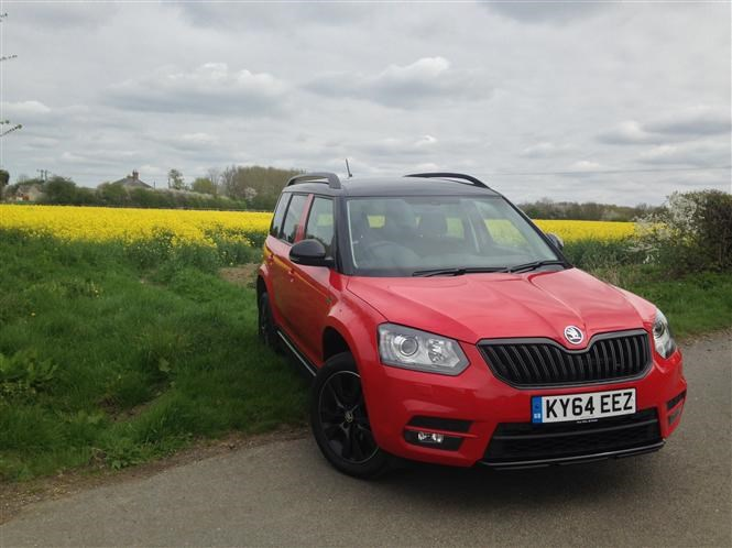 Small economical 4x4s - Skoda Yeti