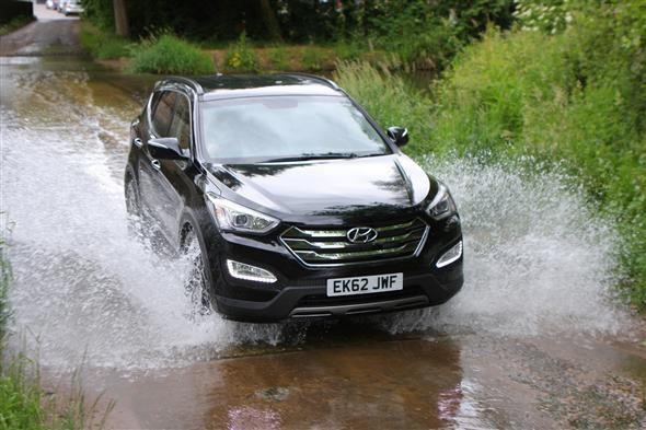 Hyundai Santa Fe vs Chevrolet Captiva