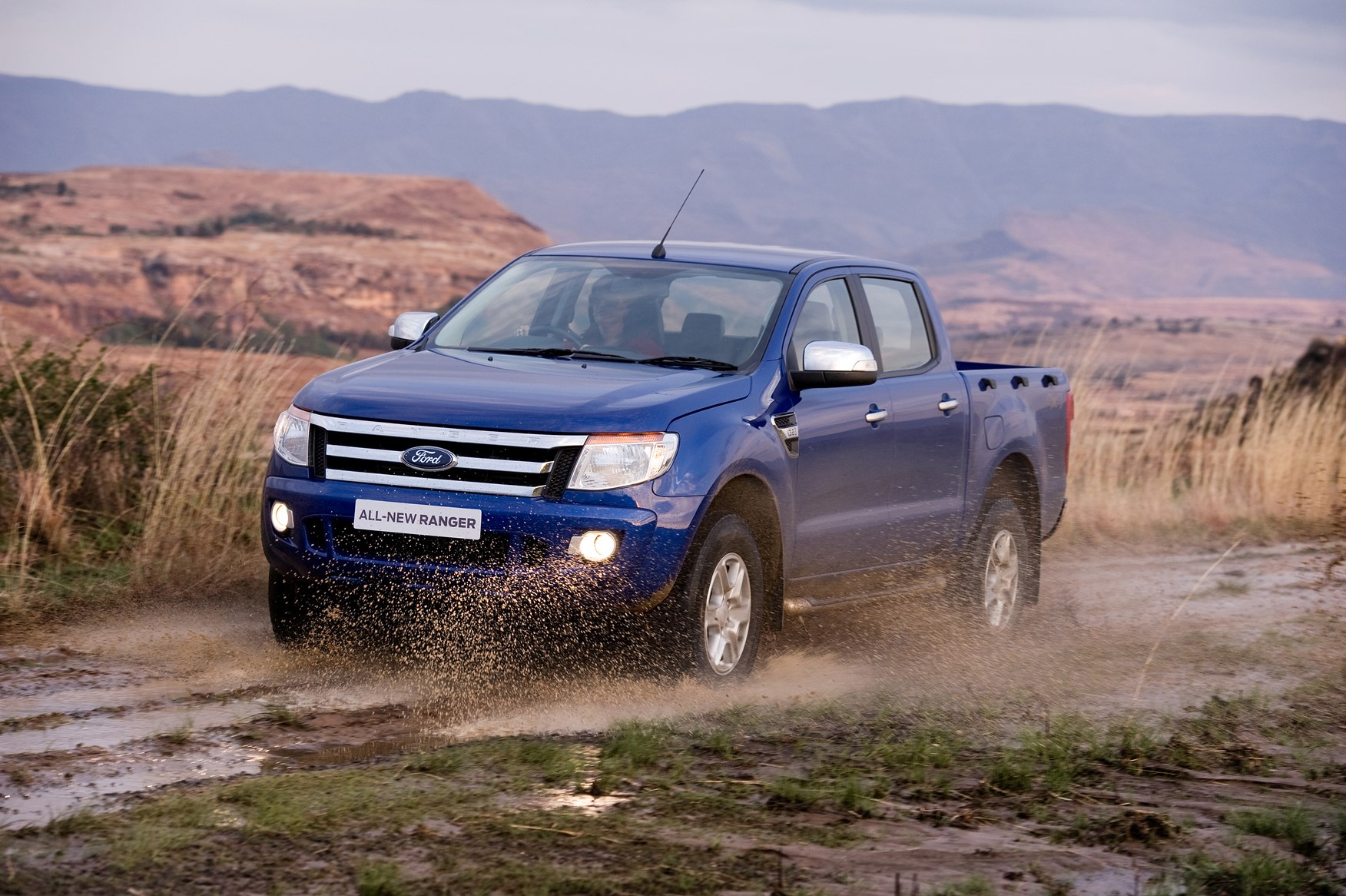 A pick up like the ford ranger may be the perfect car for your winter motoring