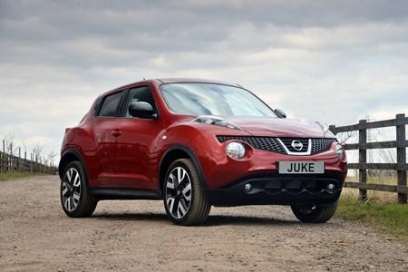 Niewiarygodnie Nissan Juke - all you need to know   Parkers DE58