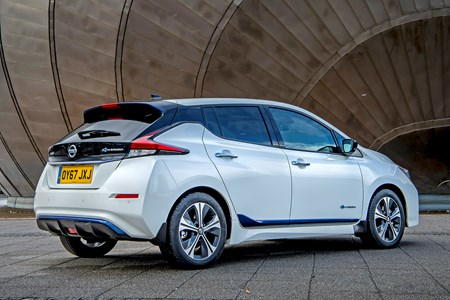 Nissan Leaf All You Need To Know Parkers